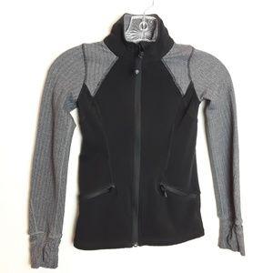 Ivivva   Heathered Gray track jacket